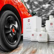 Autoglym lanza la gama de recubrimientos Carbon Shield