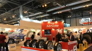Safame mostró el Lassa Competus H/P 2 en Motortec