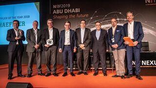 Nexus Automotive International nombra a Schaeffler 'Proveedor del Año'