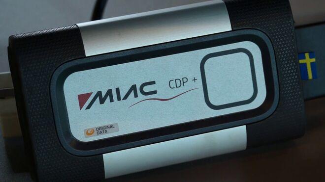 Los sistemas de diagnosis de Miac, presentes en la 15º edición de Motortec