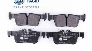 Hella Pagid incluye más pastillas de freno para eléctricos e híbridos en su catálogo