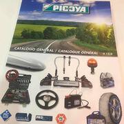 El nuevo catálogo V12.0 de Picoya, presentado en Motortec