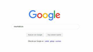 Las búsquedas de neumáticos en Google aumentaron el 15 % la última semana en España