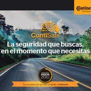 ContiSafe, el nuevo seguro de neumáticos de ContiTrade