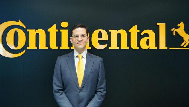 Javier Caballero, nuevo director de Marketing de Turismo Reposición de Continental