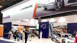 Grupo Soledad mostró las principales novedades de Hankook y Nexen en Motortec