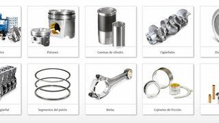 Catálogo digital de 'productos en primer plano'
