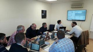 Zeltialac y Glasurit ofrecen formación de perito de carrocería a sus clientes en Galicia