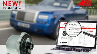 AS-PL añade a su gama un nuevo alternador para BMW y Rolls-Royce