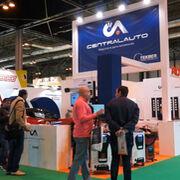 Centralauto exhibió sus soluciones técnicas para la automoción en Motortec