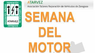Atarvez se prepara para la Semana del Motor en Zaragoza