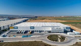 Continental abre un nuevo centro logístico en Cabanillas del Campo (Guadalajara)
