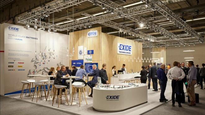 Exide Technologies acudirá a Autopromotec 2019 con sus últimas baterías con tecnología Carbon Boost