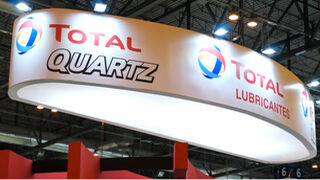 Total y su red Rapid Oil Change, presentes en Motortec 2019