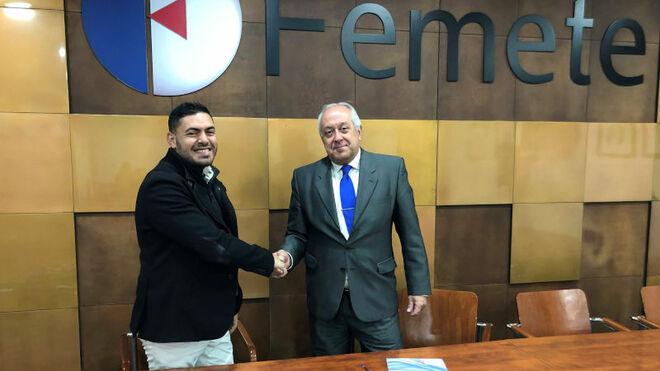 Femete y X-Net firman un acuerdo para proporcionar a los talleres servicios de contabilidad en la nube