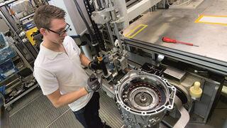 ZF suministrará a BMW su nueva transmisión automática de 8 velocidades