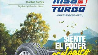 Ecological Drive lanza una oferta especial de neumáticos renovados para Semana Santa