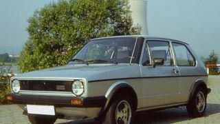 Cómo tener a punto un Volkswagen Golf de la primera serie