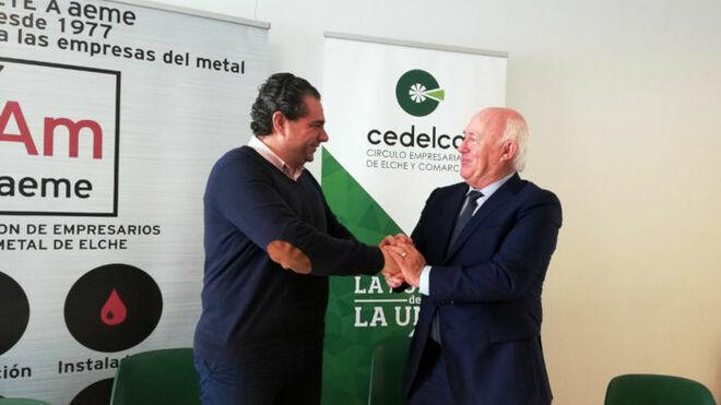 AEME contribuirá a la activación del tejido empresarial de Elche y su comarca