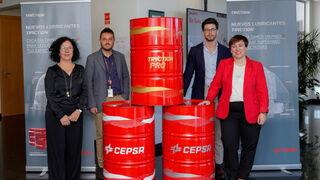 Llega Traction, la última generación de lubricantes para vehículos pesados de Cepsa