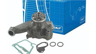 Nuevas bombas de agua para vehículos industriales de SKF