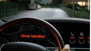 Osram lleva la identificación biométrica al automóvil