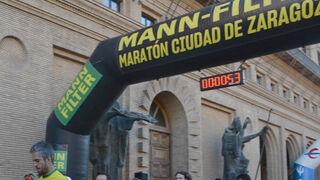 Récord de participación en la XIII Maratón Mann-Filter Ciudad de Zaragoza