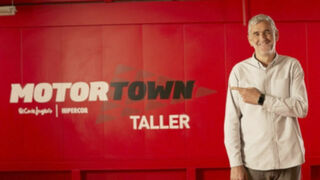 Juanma López Iturriaga da a conocer los talleres Motortown