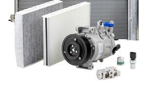 Delphi Technologies amplía su gama de aire acondicionado con 50 nuevos componentes