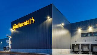 Continental amplía su centro logístico de Frankfurt para recambios de automóviles