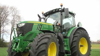 Vredestein equipa de serie los nuevos tractores John Deere