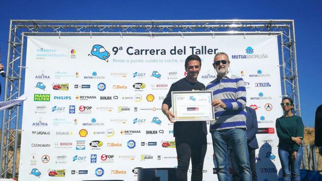 "Asetra distingue a CertifiedFirst como ""Marca socialmente responsable"" en la Carrera del Taller"