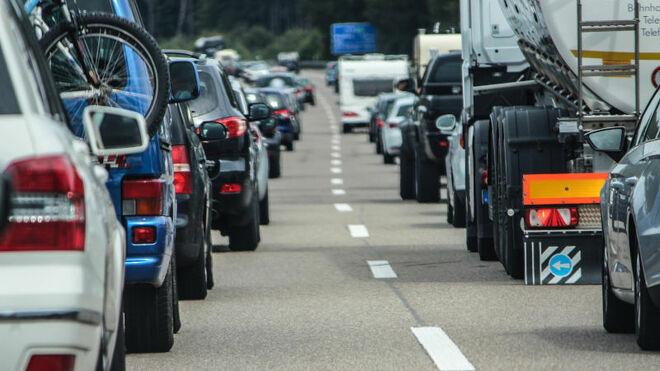 Más coches pero menos ocupados: la nueva movilidad en Madrid
