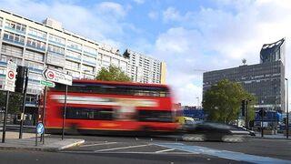 Londres cobra un nuevo peaje a los automóviles más contaminantes