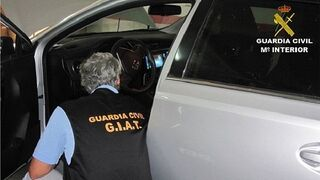 Doce detenidos por manipular el cuentakilómetros de coches de lujo