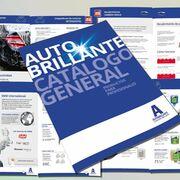 El nuevo Catálogo General de Autobrillante muestra la última tecnología con la más alta calidad