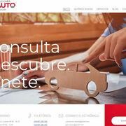 La nueva web de Soluciones Siauto incluye consultas sobre la gestión de siniestros