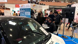 Corve llevó las oportunidades de la automoción a Expojove 2019