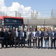 Grupo Soledad suministrará neumáticos Hankook a Transports Metropolitans de Barcelona