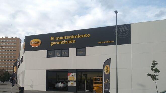 Midas abre su segundo taller en Alcorcón