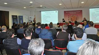 La UEAC celebra el primer encuentro de talleres de 2019