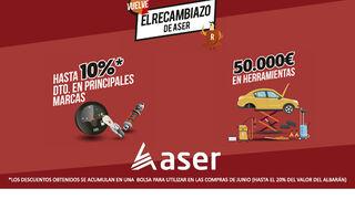Vuelve El Recambiazo de ASER