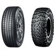 Yokohama comercializará en Europa dos nuevos neumáticos específicos para Pick Up y SUV