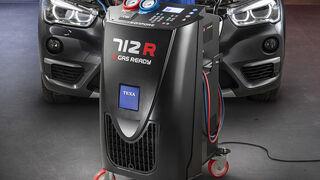 Konfort 712R, la nueva estación de carga automática de Texa