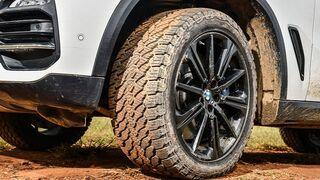 General Tire equipará el nuevo BMW X5