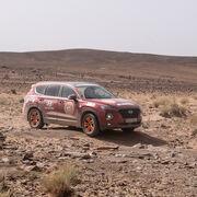 La seguridad vial, objetivo de la caravana solidaria de Kumho Tyre