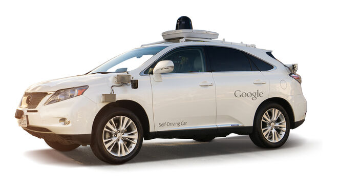 Google sigue adelante con su proyecto de coche autónomo