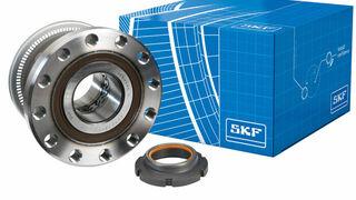 SKF amplía su catálogo para aplicaciones BPW