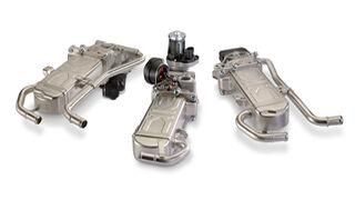 Motorservice incorpora tres nuevos módulos radiadores EGR de Pierburg