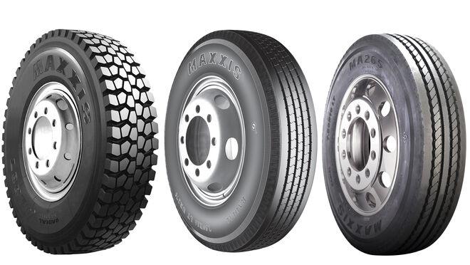Los neumáticos de Maxxis se suman al catálogo de Nex